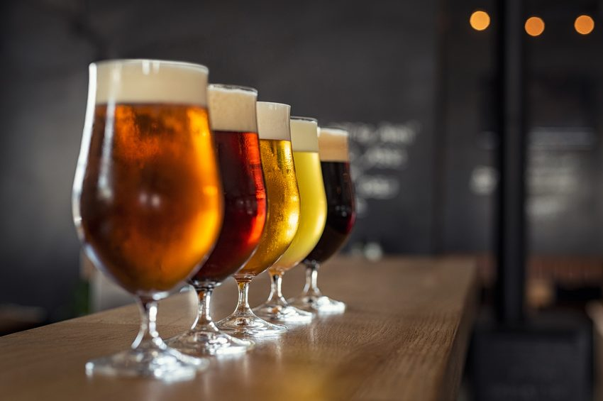 Tapping Into Good Craft Beer
